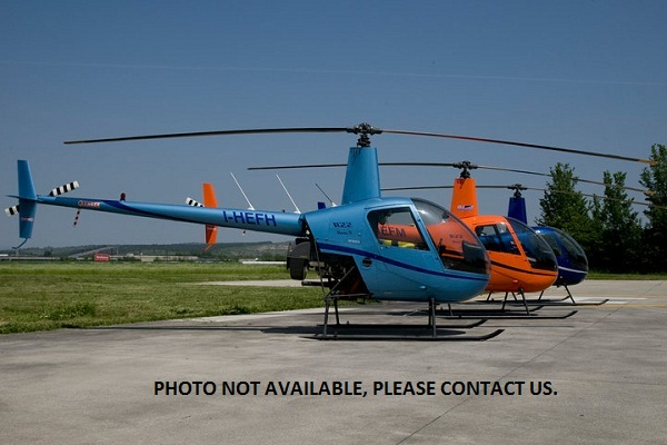 Robinson R22 picture not available