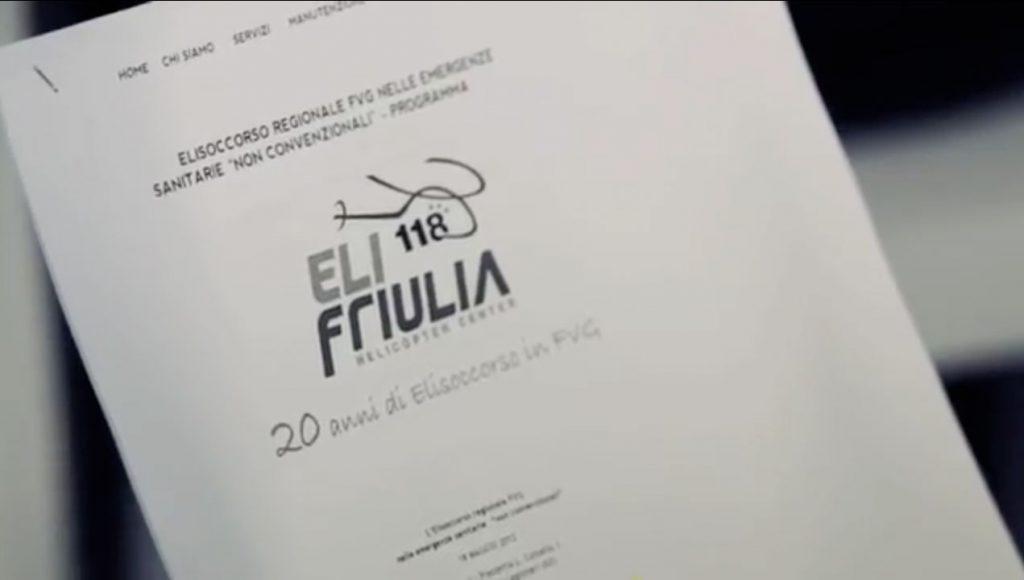 20 anni di Elisoccorso in FVG EliFriulia