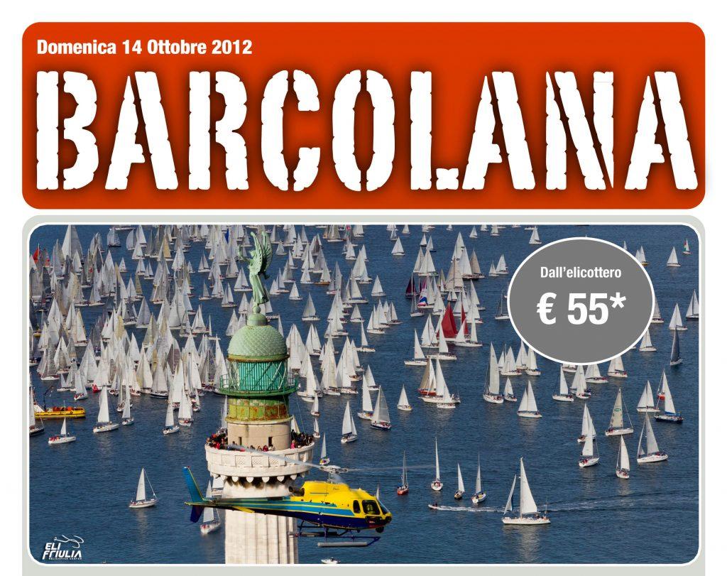 Elifriulia - Barcolana 2012 Trieste