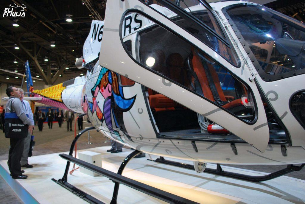 Elifriulia - Elicottero Eurocopter_AS350
