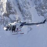 prevenzione valanghe elicottero Promotur