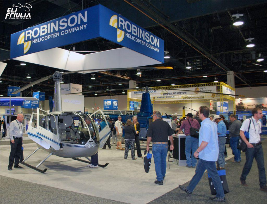 Elifriulia - Concessionaria Robinson Helicopter
