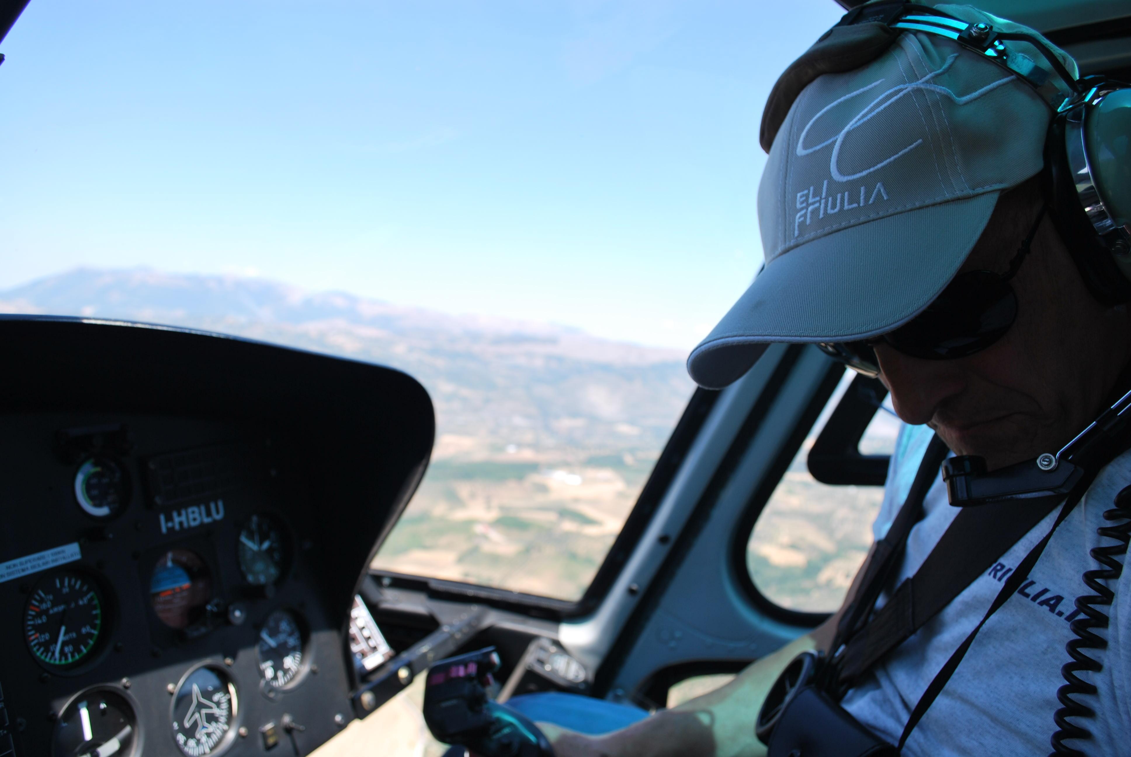 Corso pilota commerciale