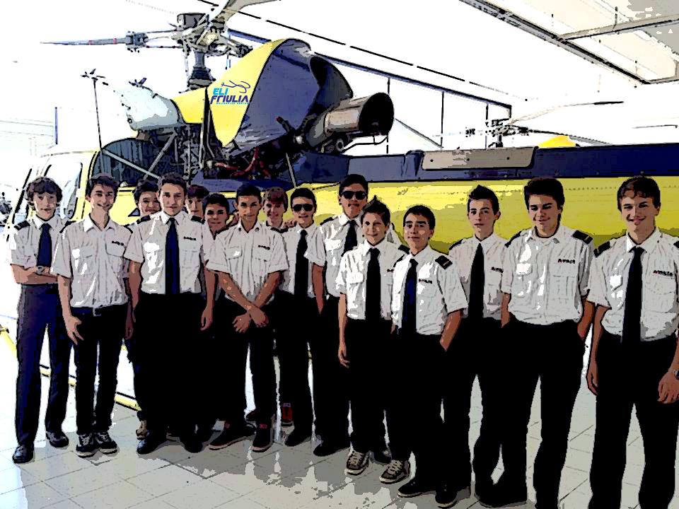 Elifriulia - Scuola di Volo Istituto Volta
