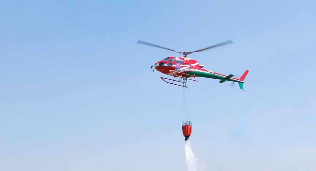 Elifriulia - Servizio Antincendio Elicottero