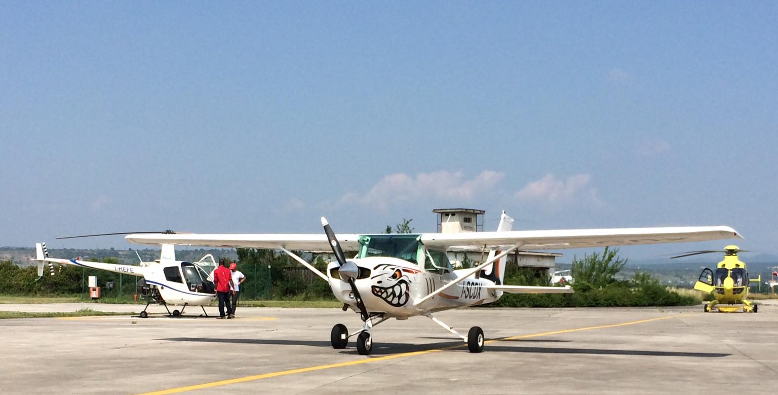 Elicottero E Aereo : Ato i approved training organization scuola volo