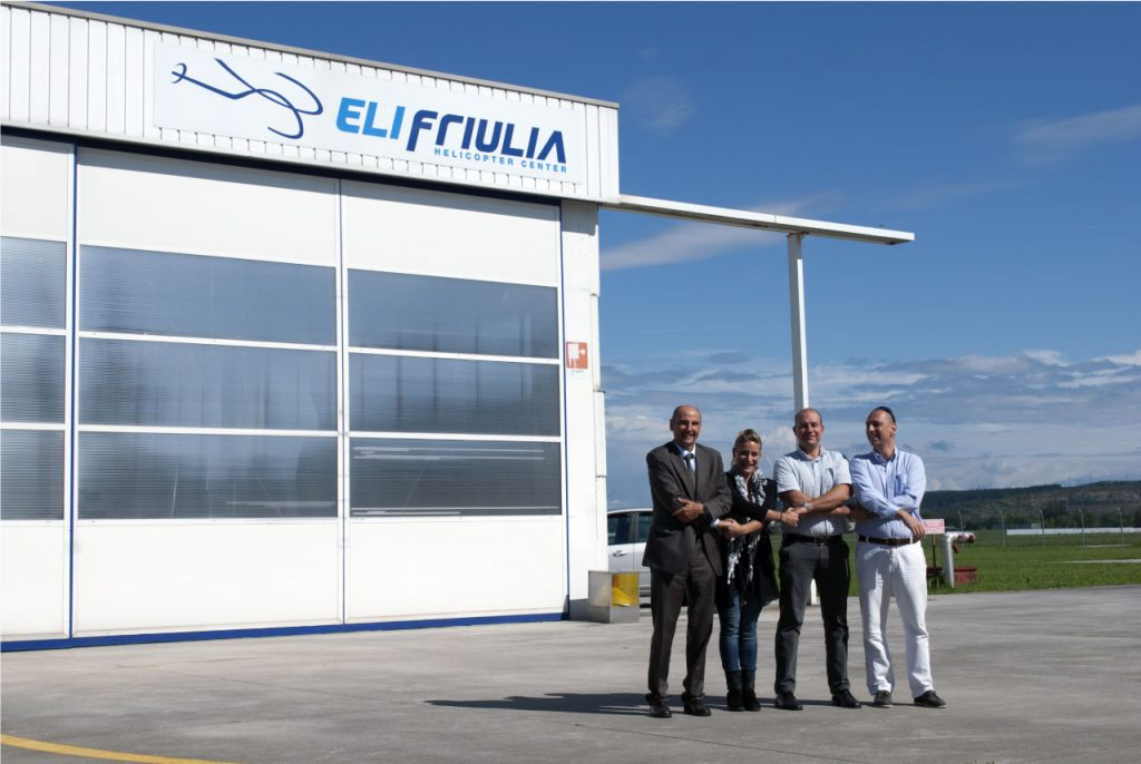 Elifriulia - Assieme a Friuli Innovazione