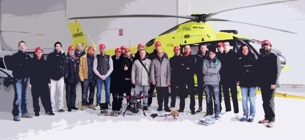 Corso droni elifriulia scuola di volo