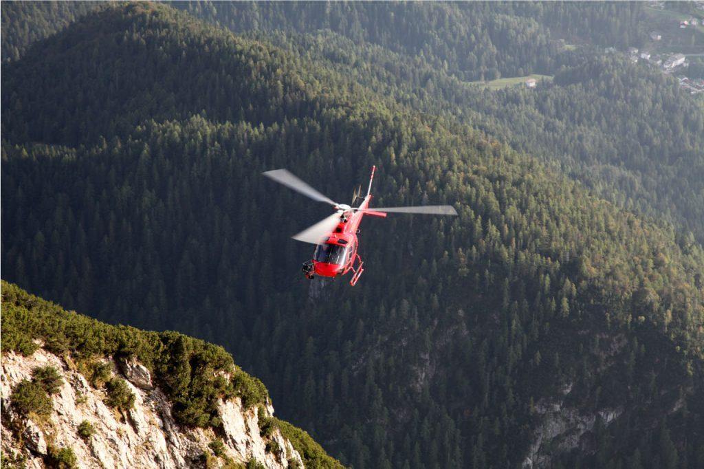 Elifriulia - Elicottero Protezione Civile