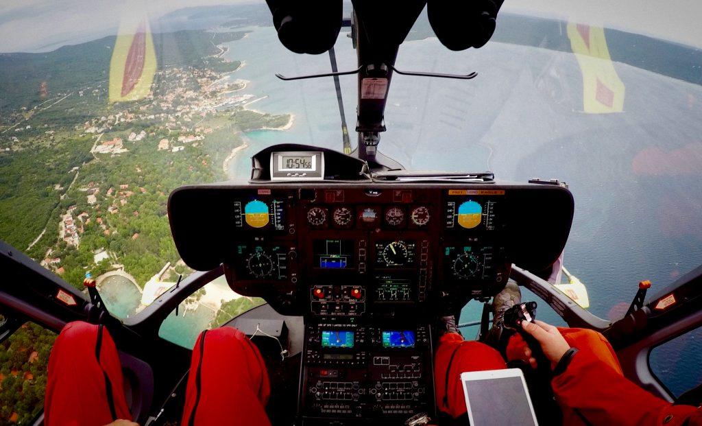 Elifriulia - Elicottero Eurocopter EC135