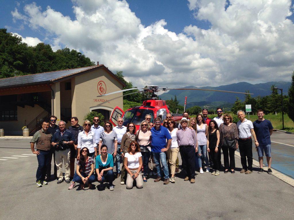 foto elicottero elifriulia