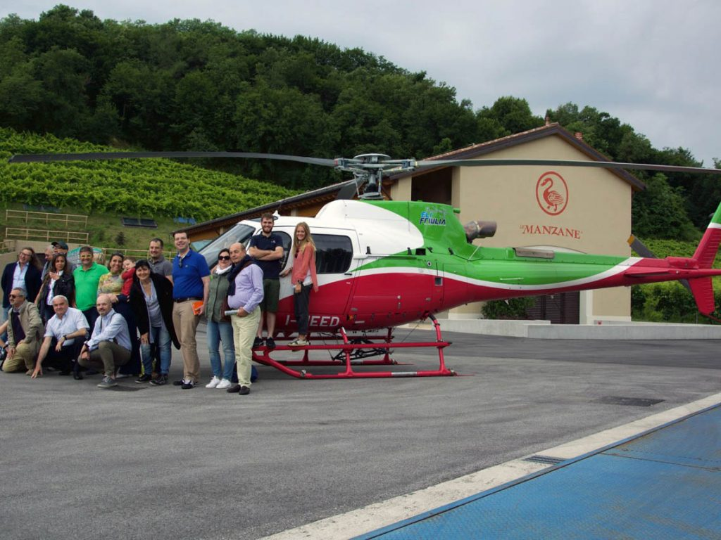 Elifriulia - Servizi Elicotteristici e Scuola di Volo