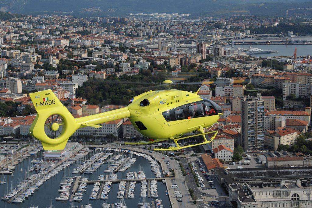 Elifriulia - Diventa Pilota Professionista di Elicottero