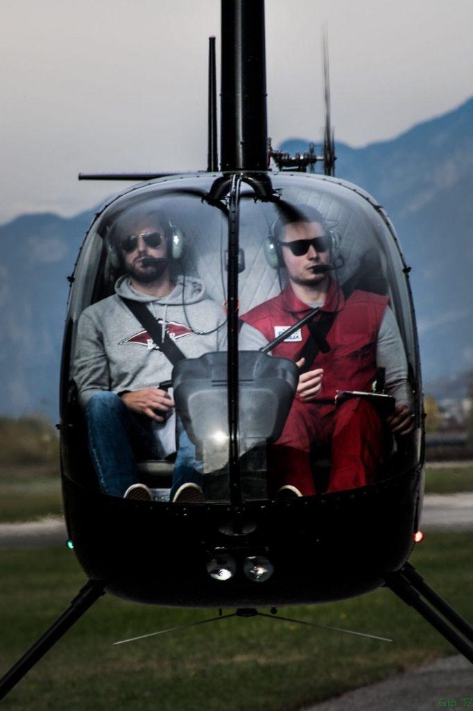 Denis Depiera - Pilota Professionista
